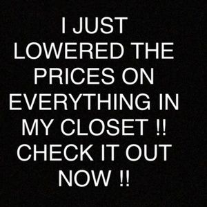 Shoes - JUST DROPPED ALL PRICES!